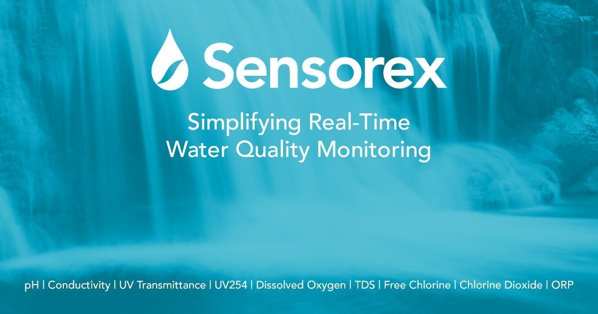 Sensorex Reliable Water Analysis Sensors