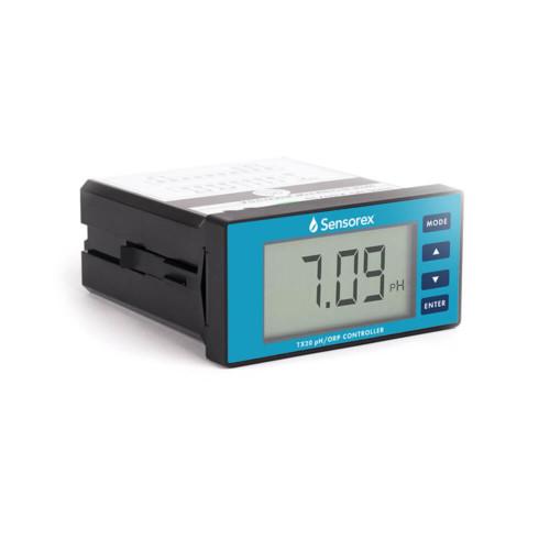 1/8 DIN pH Controller